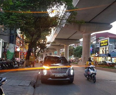 Hyundai Palisade 2019 thứ 2 ra biển số tại Việt Nam a6