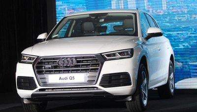 Thông số kỹ thuật xe Audi Q5 2019 tại Việt Nam A1