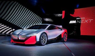 Khoảng 6 năm nữa, thế giới sẽ đón nhận xe điện hiệu năng BMW M a1