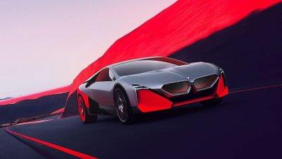 Khoảng 6 năm nữa, thế giới sẽ đón nhận xe điện hiệu năng BMW M a2