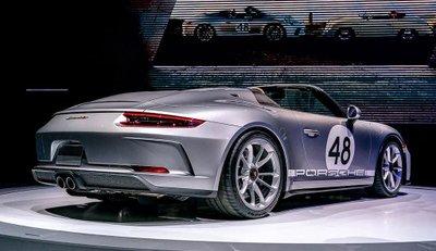 Porsch công bố dự án xe mới, gửi lời tuyên chiến chính thức với Ferrari a1