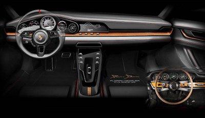 Porsch công bố dự án xe mới, gửi lời tuyên chiến chính thức với Ferrari a8