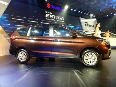 Chi tiết hình ảnh của Suzuki Ertiga 2019 - Ảnh 5.