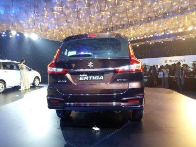 Chi tiết hình ảnh của Suzuki Ertiga 2019 - Ảnh 6.