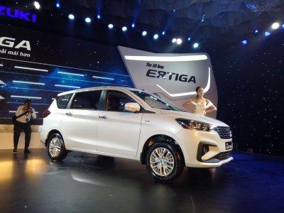 Chi tiết hình ảnh của Suzuki Ertiga 2019 - Ảnh 2.
