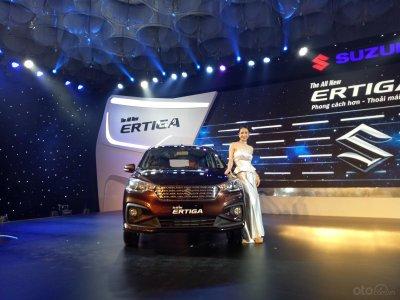 Chi tiết hình ảnh của Suzuki Ertiga 2019 - Ảnh 3.