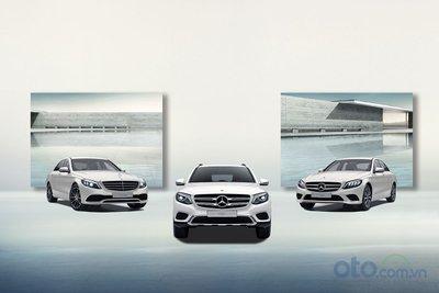 Hàng loạt những ưu đãi dành cho C-Class và GLC-Class tại triển lãm Mercedes-Benz Fascination 2019.