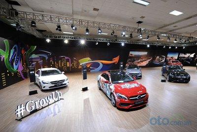 Triển lãm Mercedes-Benz Fascination 2019 hứa hẹn sẽ có nhiều điều hấp dẫn đang đón chờ.