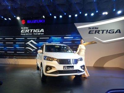 """Vừa ra mắt, Suzuki Ertiga 2019 đã """"làm loạn"""" với lượng đơn đặt hàng lớn a1"""