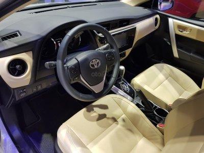 Toyota Corolla Altis nhận ưu đãi chính hãng đến 40 triệu đồng tại Việt Nam a3