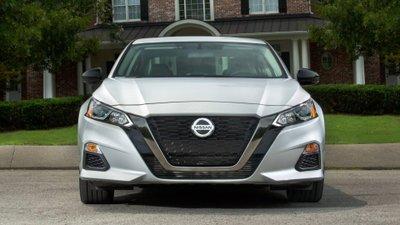 Đầu xe Nissan Altima 2019