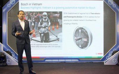 """Bosch """"rót"""" hơn 100 triệu USD vào Việt Nam để sản xuất dây đai truyền lực ô tô 1a"""