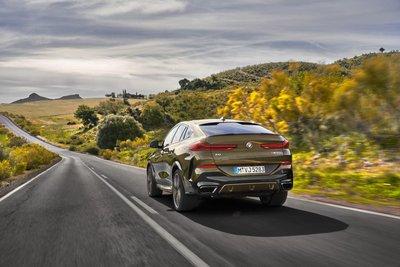 BMW X6 2020 chính thức ra mắt tại Mỹ, dáng vóc rất thể thao 3a
