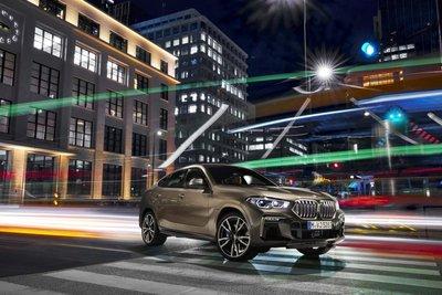 BMW X6 2020 chính thức ra mắt tại Mỹ, dáng vóc rất thể thao 1a