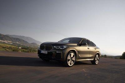 BMW X6 2020 chính thức ra mắt tại Mỹ, dáng vóc rất thể thao 8a