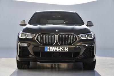 BMW X6 2020 chính thức ra mắt tại Mỹ, dáng vóc rất thể thao 2a