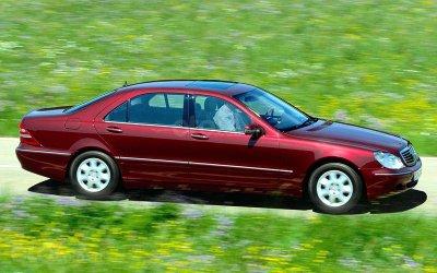 Chìa khóa thông minh của Mercedes-Benz (1998).