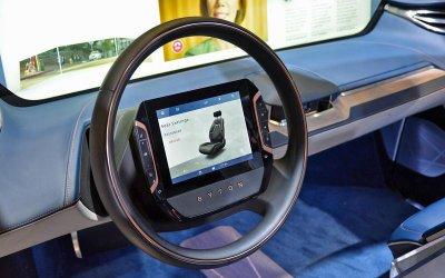 Công nghệ khởi động ô tô mới.