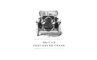Bộ khởi động điện của Cadillac (1912).