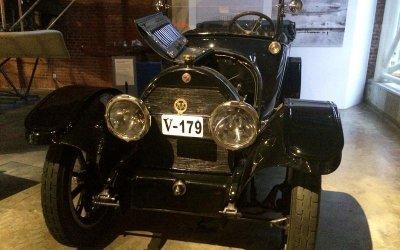 Chìa khóa của Cadillac (1916).