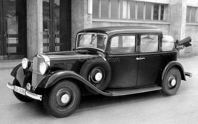 Một khoảnh khắc tưởng niệm Rudolf Diesel (1936).