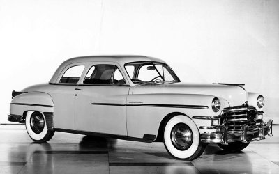 Xi-lanh đánh lửa của Chrysler(1949).