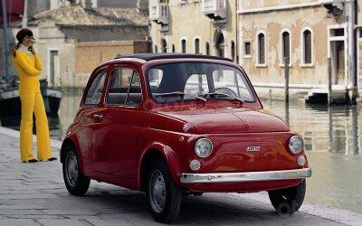 Khởi động dạng kéocủa Fiat (1957).