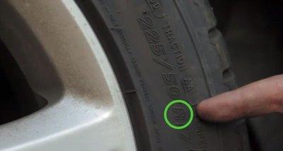 Cách đọc thông số lốp - Thông số cấu tạo lốp.