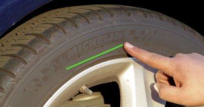 Cách đọc thông số lốp - Tênnhà sản xuất và tên lốp xe.