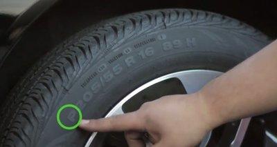 Cách đọc thông số lốp - Ký hiệuloại lốp xe.