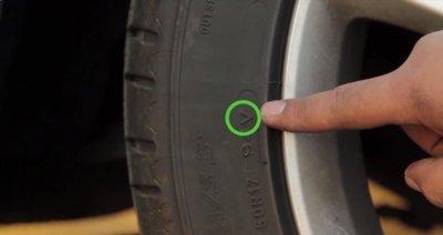 Cách đọc thông số lốp - Chỉ sốtốc độ của lốp xe.
