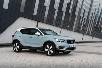 """Volvo XC40 2020 facelift trình làng với danh mục """"đồ chơi"""" phong phú a1"""