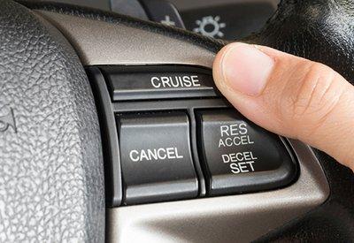 Người dùng vẫn hiểu nhầm về hệ thống kiểm soát hành trình trên xe ô tô 1a