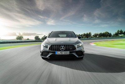 Bộ đôi Mercedes-AMG CLA 45 và A 45 2020 ra mắt tại Goodwood Festival of Speed a7