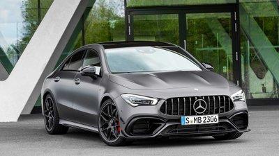 Bộ đôi Mercedes-AMG CLA 45 và A 45 2020 ra mắt tại Goodwood Festival of Speed a6