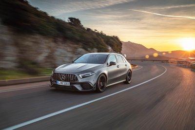 Bộ đôi Mercedes-AMG CLA 45 và A 45 2020 ra mắt tại Goodwood Festival of Speed a5