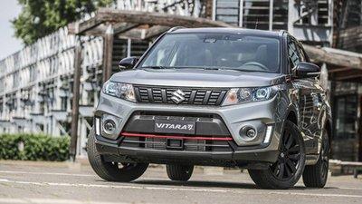 Suzuki Vitara phiên bản Katana mạnh mẽ nhất thế giới đã xuất hiện 1