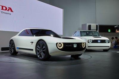 Honda Sports EV - xe thể thao mới đăng ký bản quyền đã lộ diện 2a