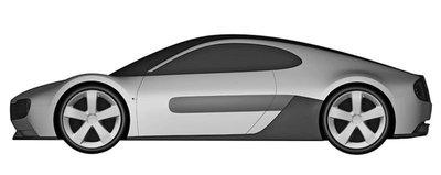Honda Sports EV - xe thể thao mới đăng ký bản quyền đã lộ diện 1a