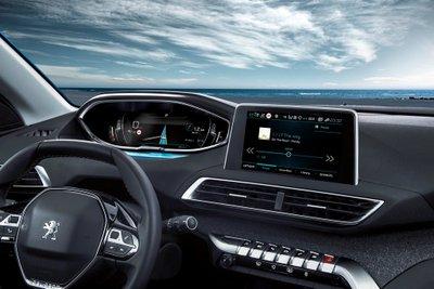 Peugeot thiết kế i-Cockpit trong cabin ô tô theo máy bay 3a