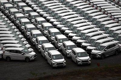 Nửa đầu năm 2019, lượng ô tô nhập khẩu đã tăng gấp 6 lần 1