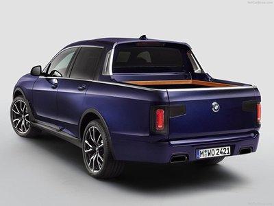 BMW X7 chuẩn bị tung thêm phiên bản bán tải a2