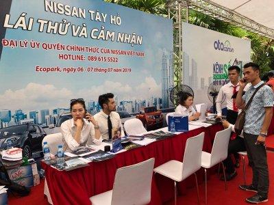Sáng nay (6/7), Hội chợ Oto.com.vn lớn nhất miền Bắc chính thức khai mạc - Ảnh 16.