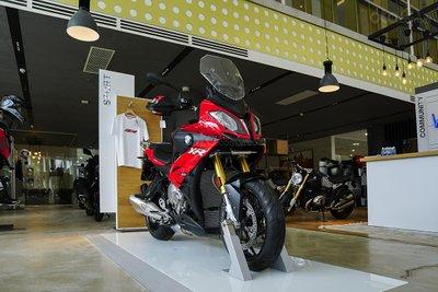 Showroom BMW Motorrad 3