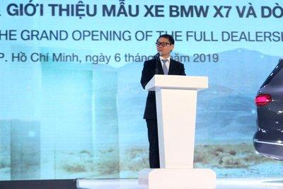 Sự kiện ra mắt BMW X-Series