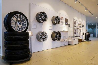 Showroom BMW 5