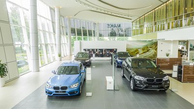 Showroom BMW 1