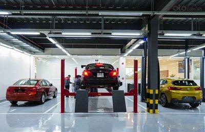 Xưởng dịch vụ BMW 1