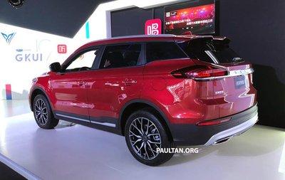 "Geely Boyue Pro - SUV Trung Quốc ""nhái"" nội thất Porsche a2"