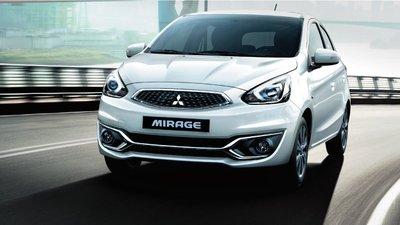Thông số kỹ thuật xe Mitsubishi Mirage kèm giá lăn bánh mới nhất 3